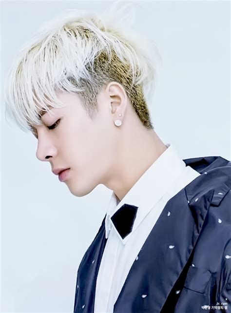 the heir korean hair style got7 jackson s blonde hair kpop korean hair and style
