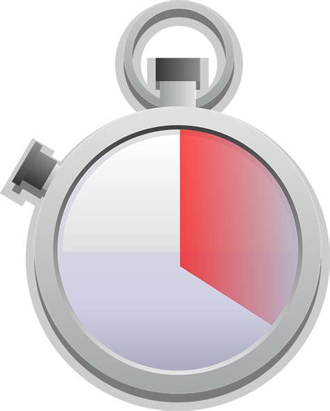 Image vectorielle gratuite: Chronomètre, Microchronometer   Image gratuite sur Pixabay   161283