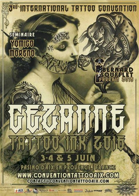 quebec tattoo convention 2016 4 conventions de tatouage uniques en 2016 cantal ink