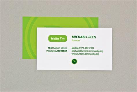 eco business card templates environmental advisor business card template inkd