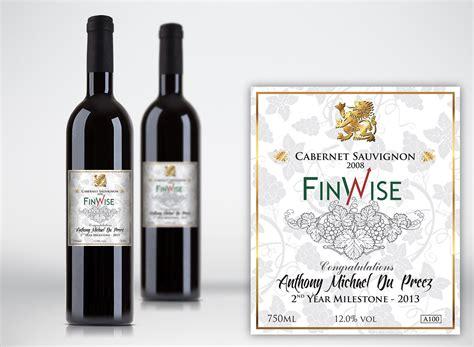 best wine label design wine label design in cape town