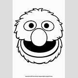 Sesame Street Coloring Pages Zoe | 827 x 1240 jpeg 86kB