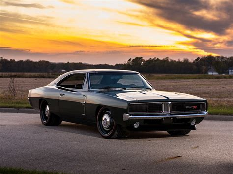 Dodge Charger by Ringbrothers 1969 Dodge Charger Is All About Subtlety