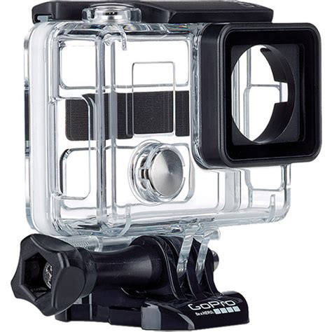 gopro housing gopro skeleton housing for hero3 hero3 hero4 ahssk 301 b h
