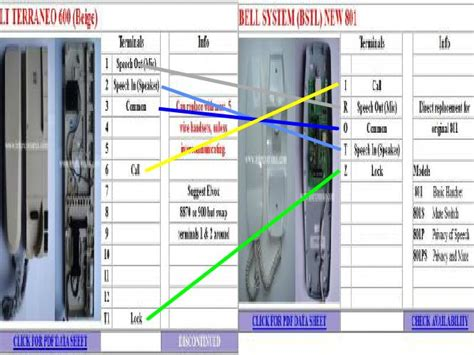 bell system intercom wiring diagram 35 wiring diagram