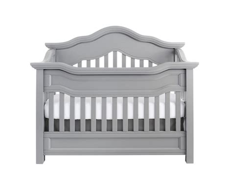 Appleseed Cribs by Baby Appleseed Millbury Convertible Crib In Moon Grey