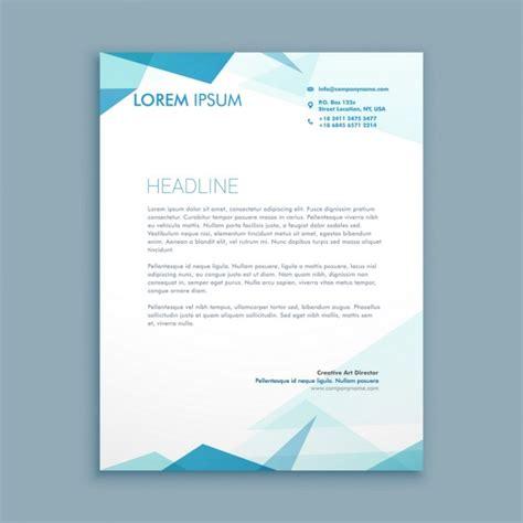 letterhead design software free free vector letterhead design kindltrans