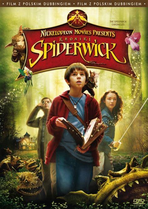 film fantasy znany kroniki spiderwick the spiderwick chronicles 2008