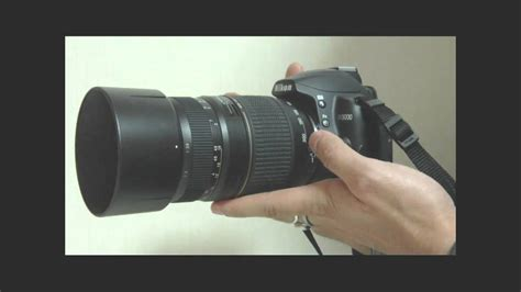 Lensa Tamron 70 300mm For Nikon D3100 nikon d3000 with tamron a17 70 300 mm lens hd review must see flv