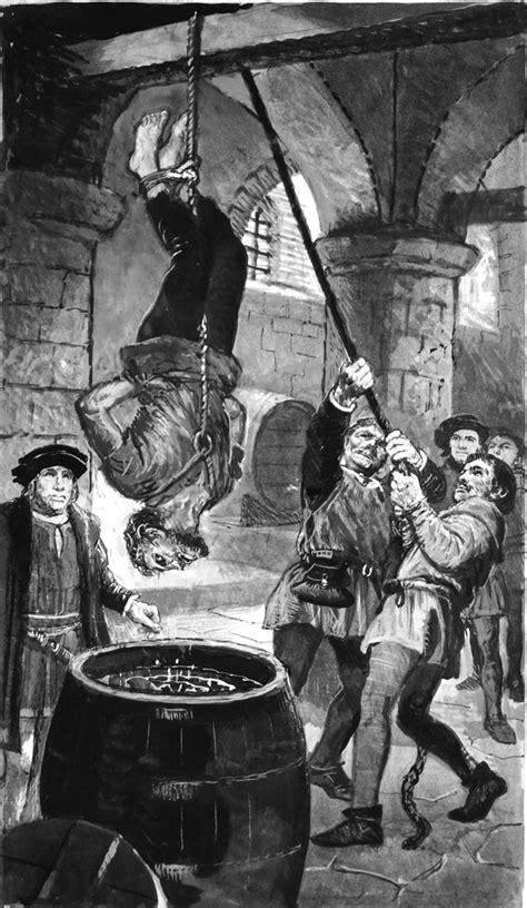 Clarence Drowned in a Butt of Malmsey by Ken Petts at the