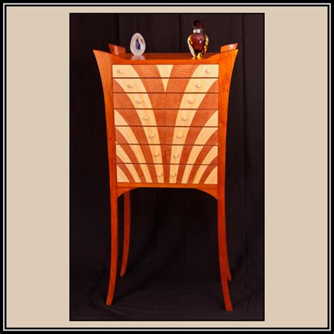 art deco jewelry armoire art deco jewelry armoire heller and heller custom furniture