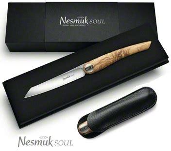 couteau de cuisine c駻amique couteau de poche nesmuk artisanal pliant quot soul quot