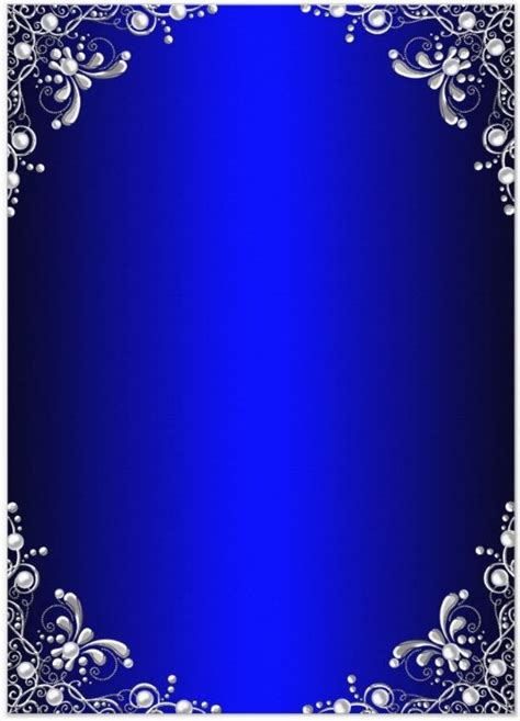 wedding background royal blue royal blue and silver background www imgkid the