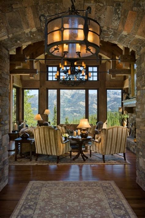 view interior of homes 20 cozy rustic inspired interiors