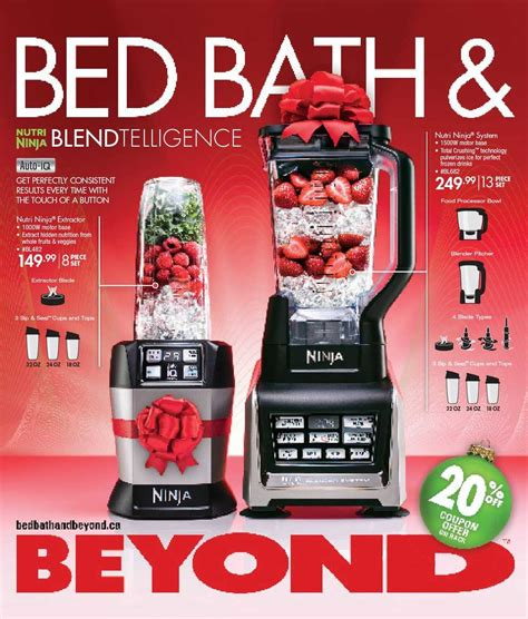bed bath and beyond gifts bed bath beyond flyers