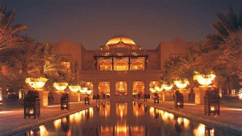 Best Decorated Homes Experience The Wonderful Arab Culture At One Amp Only Royal Mirage