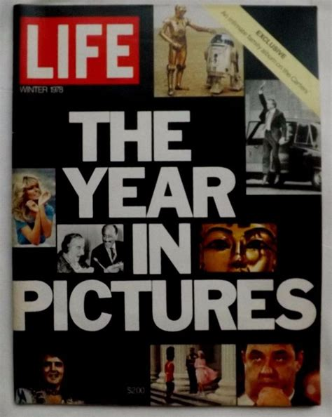 Whos News Lifestyle Magazine 13 by The Year 1977 In Pictures Special Issue December 1977