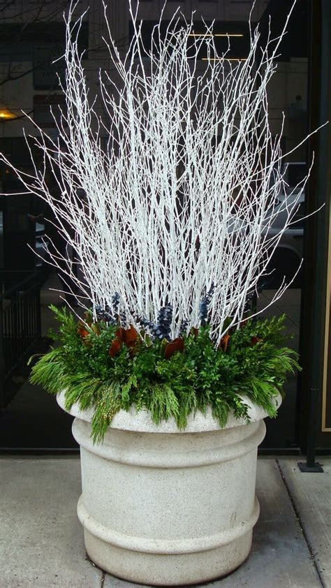 outdoor winter planter ideas 35 best outdoor planter ideas and designs for 2019
