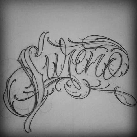 sureno tattoo lettering fonts graffiti lettering