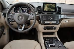 Mercedes Jeep Interior by Review 2017 Mercedes Gls Class Ny Daily News