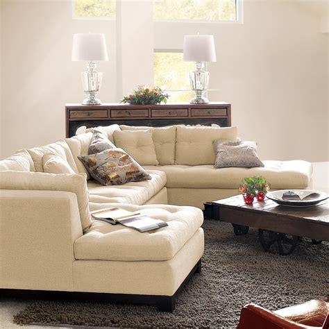 garner sectional garner 3 piece sectional sofa arhaus furniture new