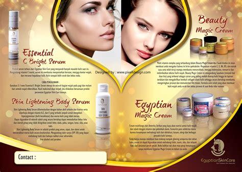 design banner kosmetik contoh iklan produk kecantikan kosmetik