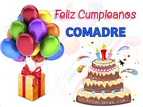 Imagenes De Happy Birthday Para Una Comadre | feliz cumplea 241 os comadre im 225 genes de cumplea 241 os