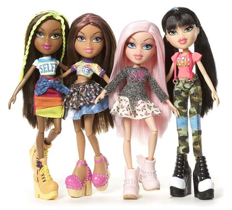 new bratz bratz dolls are back with 2015 makeover including iphone