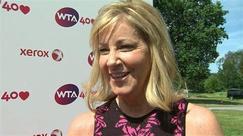 chris evert plastic surgery chris evert talks feminism and competitiveness in tennis