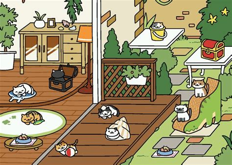 chip neko atsume 17 best images about neko atsume cat collector on