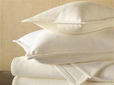 cotton matelasse coverlet ivory cotton matelasse bedding barclay butera wilke