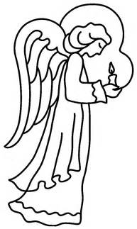 christmas angel candle gif 612 215 1024 art colouring drawing