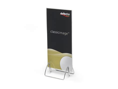 Sign Holder A4 1 1 3 a4 sign holder insert