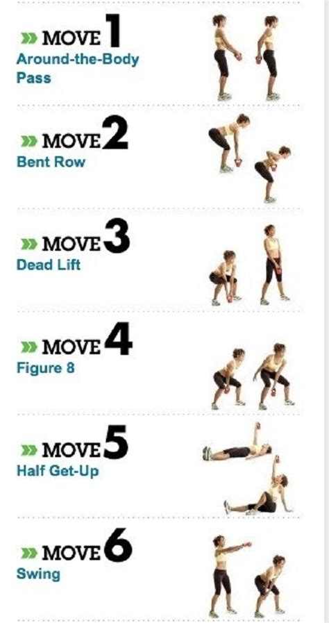 easy kettlebell exercise inspiremyworkout a