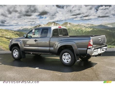 2011 Toyota Tacoma Access Cab 4x4 For Sale 2011 Toyota Tacoma V6 Sr5 Access Cab 4x4 In Magnetic Gray
