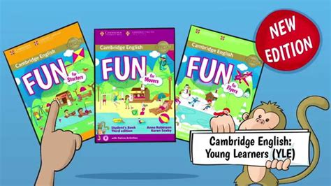 1316617467 fun for starters student s book fun for starters movers and flyers 3rd edition youtube