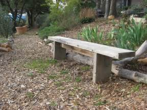 how to build simple garden benches for free flea market