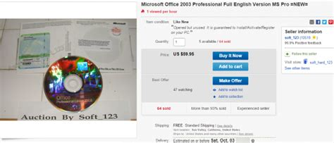 tag microsoft office ebay you can still buy microsoft office 2003 we show