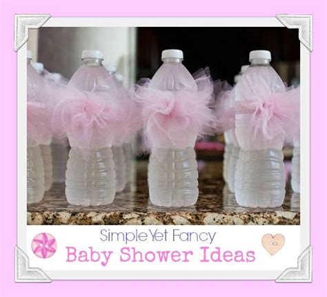 Simple Baby Shower Ideas by 1000 Images About Baby Shower Ideas On Baby