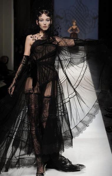 5 At Jean Paul Gaultier Fashion Show by Georgina Stojilkovic Pictures 2009 Fashion Week