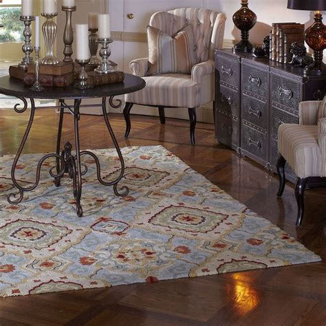 Pier 1 Scroll Rug by Scroll Blue Rug Rugs Blue And Pier 1 Imports