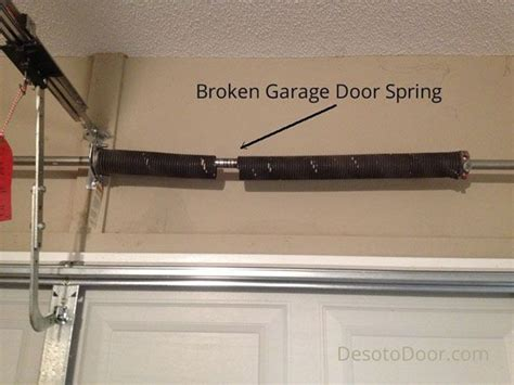 25 Best Ideas About Garage Door Spring Repair On Garage Door Broken