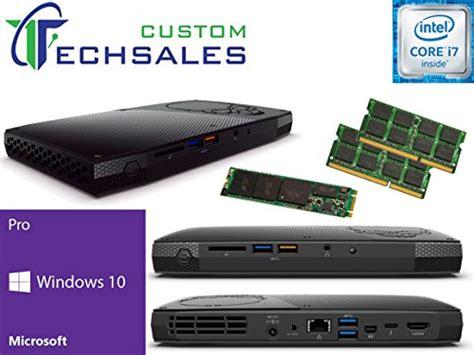 Intel Nuc Skull I7 Ram 32gb Ssd M 2 120gb Win 10 Pro intel nuc nuc6i7kyk mini pc i7 6770hq 500gb m 2 ssd 32gb ram windows 10 pro