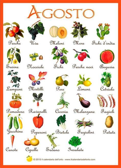 alimenti di stagione 12 best alimenti gt di stagione images on