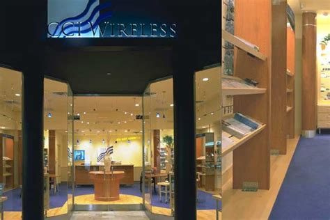 layout of flatirons mall commercial and retail interior design and architecture