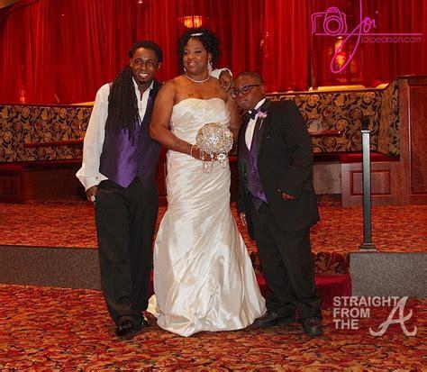 Carter Goff Wedding-30 - Straight From The A [SFTA ... Lil Waynes Mom