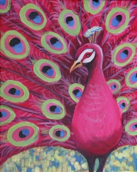 paint nite moncton 25 best ideas about peacock canvas on peacock