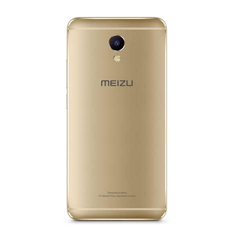 Meizu M5 4g Lte 16gb Gold meizu m5 note 16gb dual sim 4g lte gold itshop ae