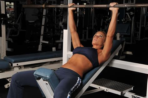 bench pressing for women these 10 chest exercises will improve your upper body