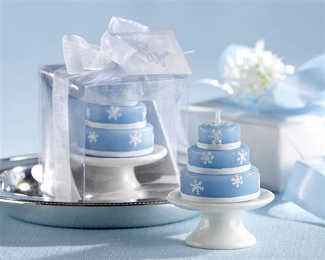 Wedding Cake Candle by Snow Flake Cake Candle Wedding Favors Ideas Capture